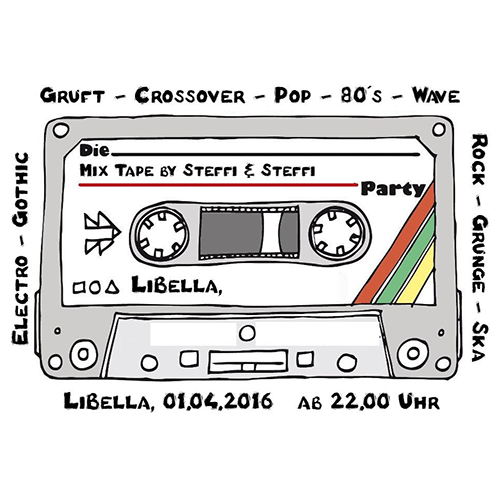 Die Mix Tape Party
