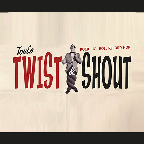 Twist & Shout Let's Jump & Jive to Boogie, Swing & Rock'n'Roll